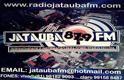 RÁDIO JATAÚBA FM NO FACEBOOK