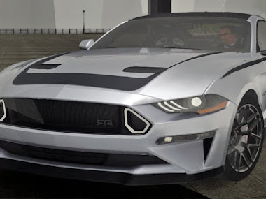 Ford Mustang RTR spec 3 2018