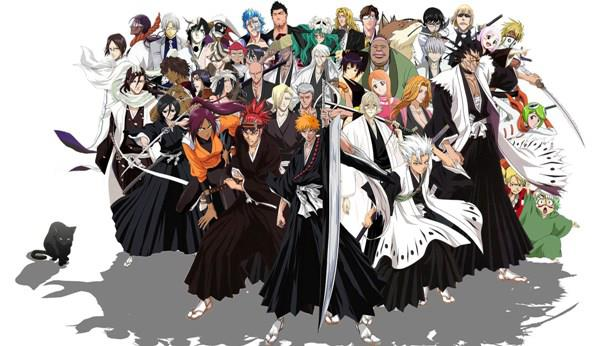 Bleach - Best Shounen Anime of All Time