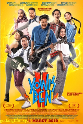 Yowis Ben 2 Indoxxi : yowis, indoxxi, Download, Streaming, Yowis, (2019), WEBDL, Movie, Gratis