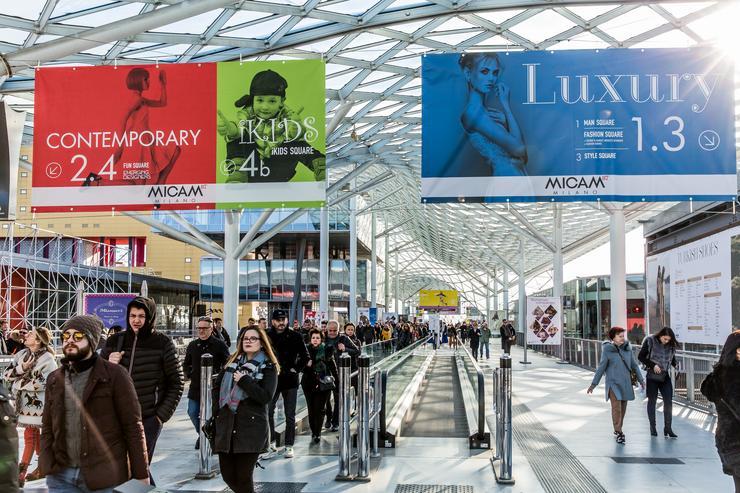 самая большая выставка обуви в европе MICAM