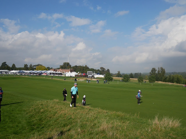 Some excellent golf was on show at the 2016 British Masters at The Grove