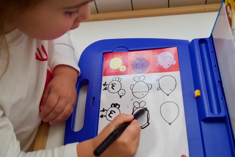 Juego para aprender a dibujar