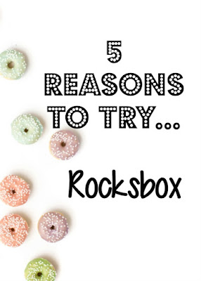 It's the Grad Life 5 Reasons you Should try Rocksbox