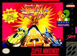 Rock N' Roll Racing [ SNES ]