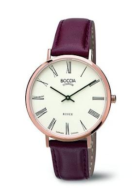 Boccia Damen-Armbanduhr sale