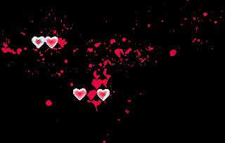 Splashs del Clipart Todo lo que Necesitas es Amor.