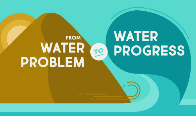 From Water Problem to Water Progress