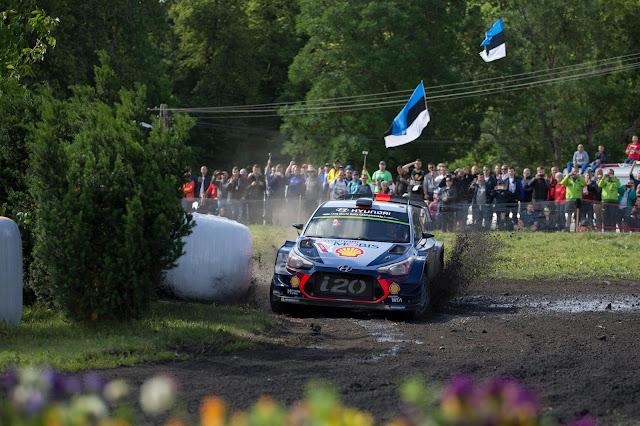 Hyundai menang WRC Polandia