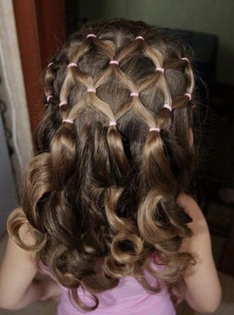braids for little girl 2019