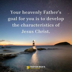 Your First Step of Discipleship by Rick Warren