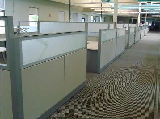 High end used cubicles