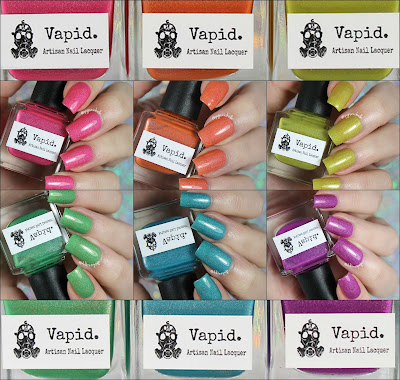 Vapid Lacquer California Jelly Holos