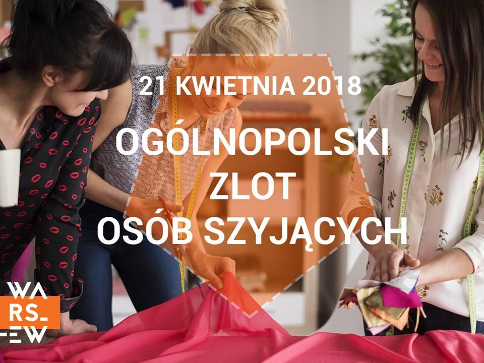 Warszawskie dni szycia 21.04.2018