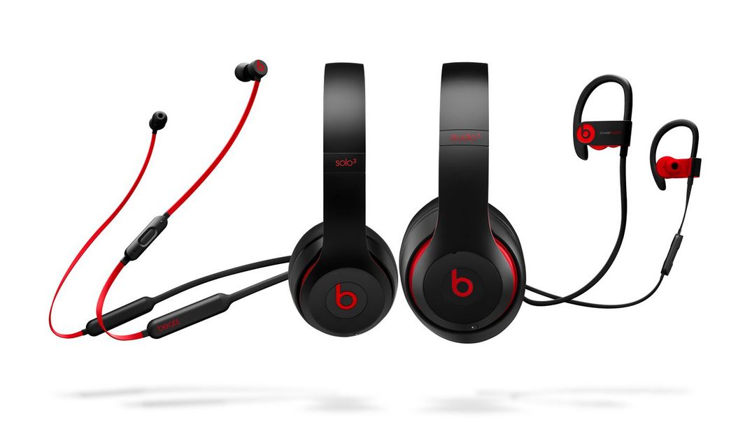 3985edd1da6 WorkSmart Asia: Beats by Dr Dre goes for Defiant Black-Red in Beats ...