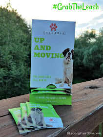 Therabis Up and Moving joint mobility cannabinoid