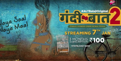 Gandii Baat Season 2 Trailer