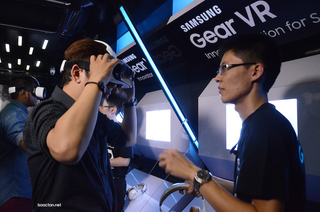 Samsung Gear VR Innovator Edition For S6 Launched