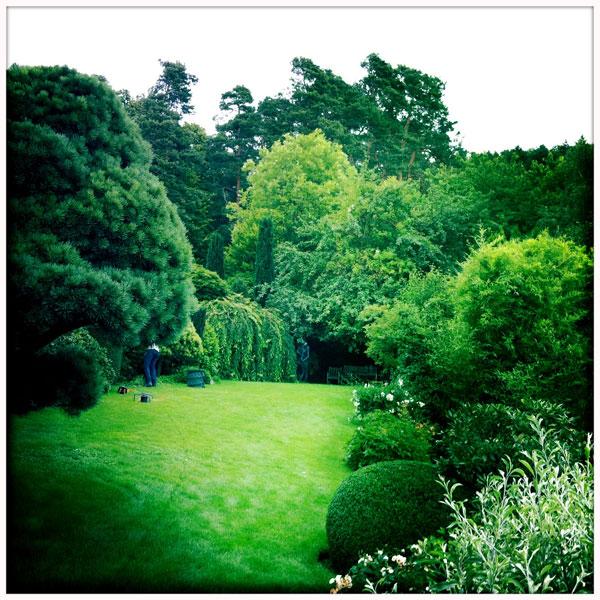 Eva Im Garten Lustvoll Gartnern August 2012