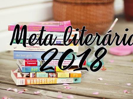 Meta literária 2018