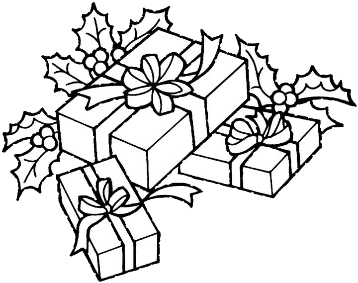 The Holiday Site: Christmas Coloring Pages