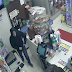 NYブルックリン、ガソリンスタンド連続強盗事件