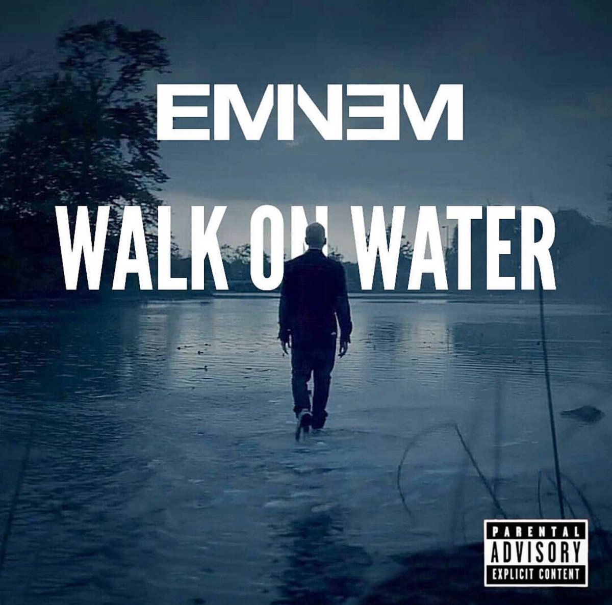 Tune Of The Day: Eminem - Walk On Water