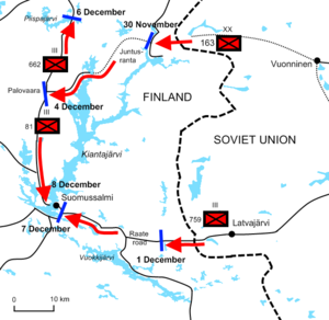 7 December 1939 worldwartwo.filminspector.com Suomussalmi
