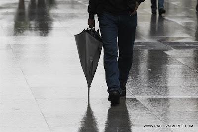 Resultado de imagen para lluvia en valverde