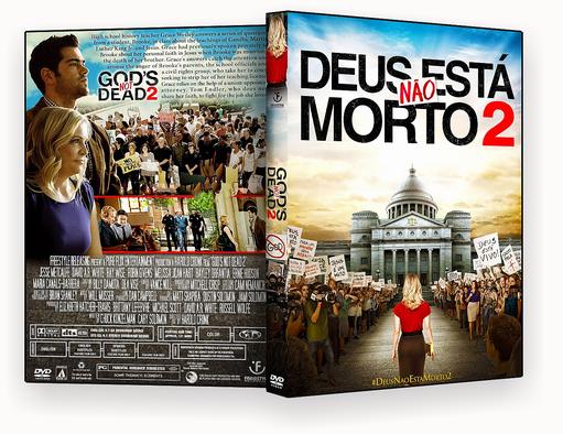 Deus Nao Esta Morto 2 2016 Dublado DVD-R