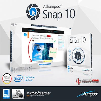 Ashampoo Snap 10 - Captura profesionalmente tus imágenes!!
