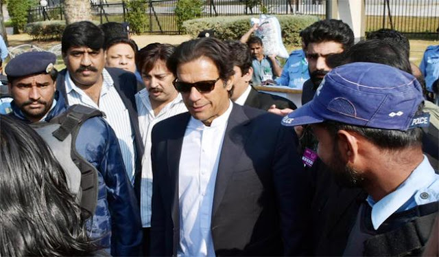 Imran khan terms conserving psl very last in lahore 'irrational' selection