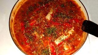 Fotografija jela sa surumi štapićima