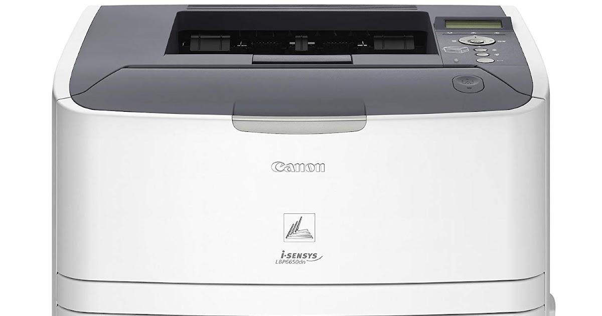 CANON I-SENSYS LBP6650DN WINDOWS 7 X64 DRIVER DOWNLOAD