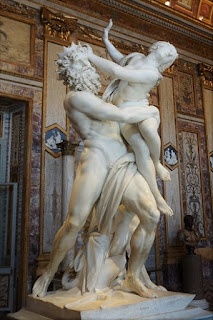 ベルニーニ、ペルセポネの略奪