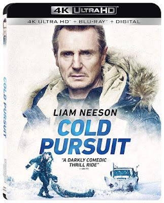 Cold Pursuit 4k Ultra Hd