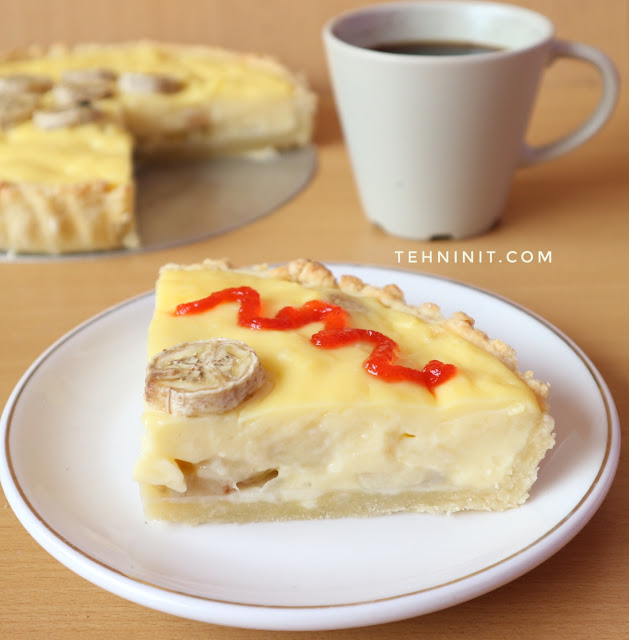 Resep Banana Cream Pie