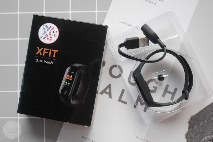 :: รีวิว XFIT M3X นาฬิกาอัจฉริยะเพื่อสุขภาพ วัดความดันโลหิตได้ ::