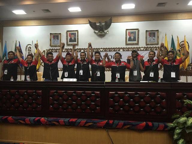 Sidang Pertama MUNAS Oi VI Lampung