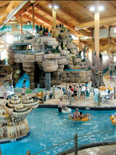 Territory Indoor Park Wilderness Resort Water And