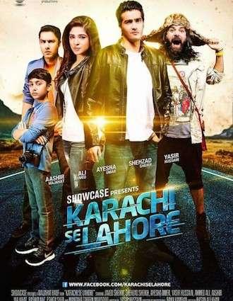Karachi se Lahore 2015 Full Movie Download