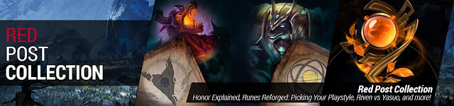 Surrender at 20: Red Post Collection: Honor Explained, Runes