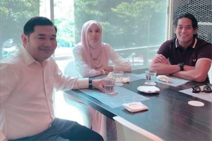 Peguam Anwar pelik kenapa KJ jumpa Nurul Izzah, Rafizi