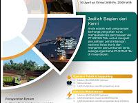 LOWONGAN KERJA PT. ANEKA TAMBANG (ANTAM)  POMALAA Sulawesi Tenggara,  paling lambat 10 Mei 2019
