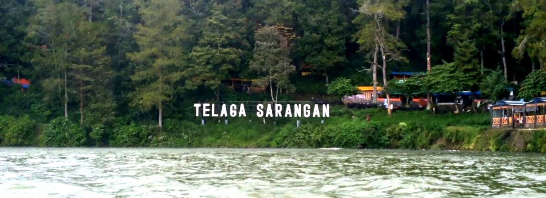 Telaga Sarangan Andalan Pariwisata Magetan Jawa Timur
