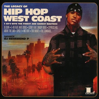 VA – The Legacy Of Hip Hop West Coast (3CD Box Set) (2016) [CD] [FLAC+320]