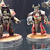 Custodes Terminator Size Comparison + New Flyer and a Heresy Space Wolf