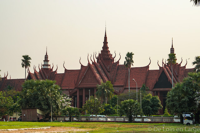 Musée National - Phnom Penh - Cambodge