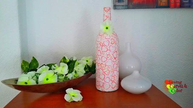 botella-decorada-con-decoupage