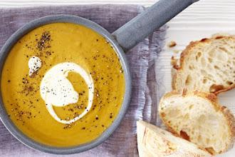Retete de supe creme delicioase pentru copii si bebelusi